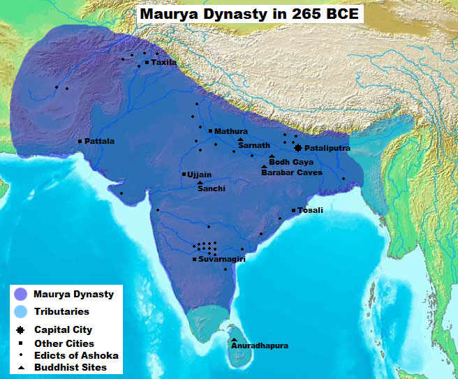India under Ashoka