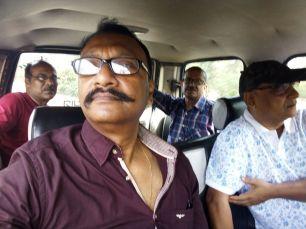 On way to Konarak