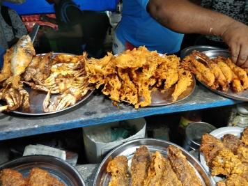 Crab & Prawn Fry