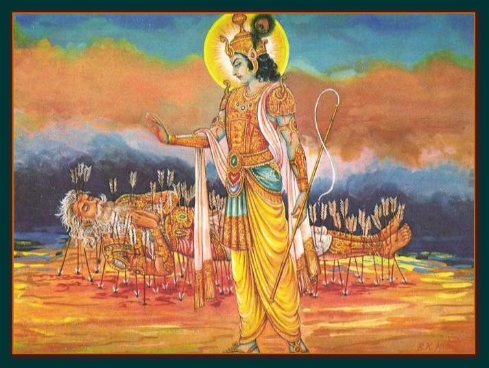 Bhisma-final-desire-blessing