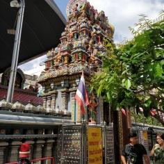 Mahamariamman Temple Gate