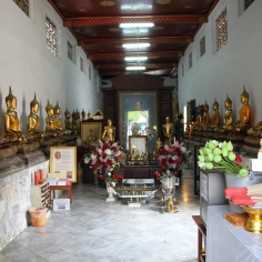 The Buddha Room