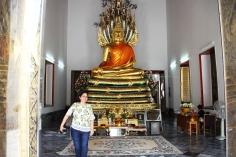All Gold Buddha