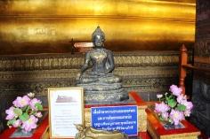 inscription at the Reclining Buddha
