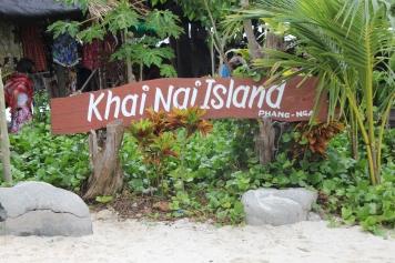 The Khai Nai Island