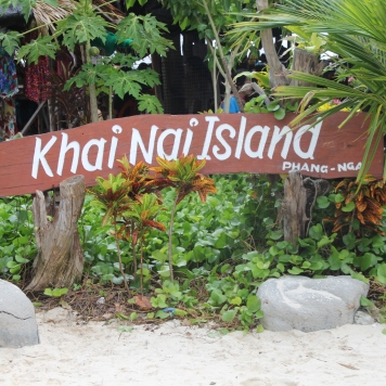 The Khai Nai Island