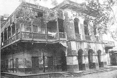 The residence of Vidyasagar in Kolkata
