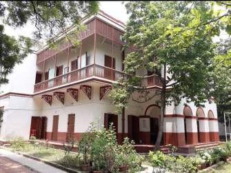 Vidyasagar's residence after restoration